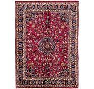 Link to 8' 1 x 11' 2 Mashad Persian Rug