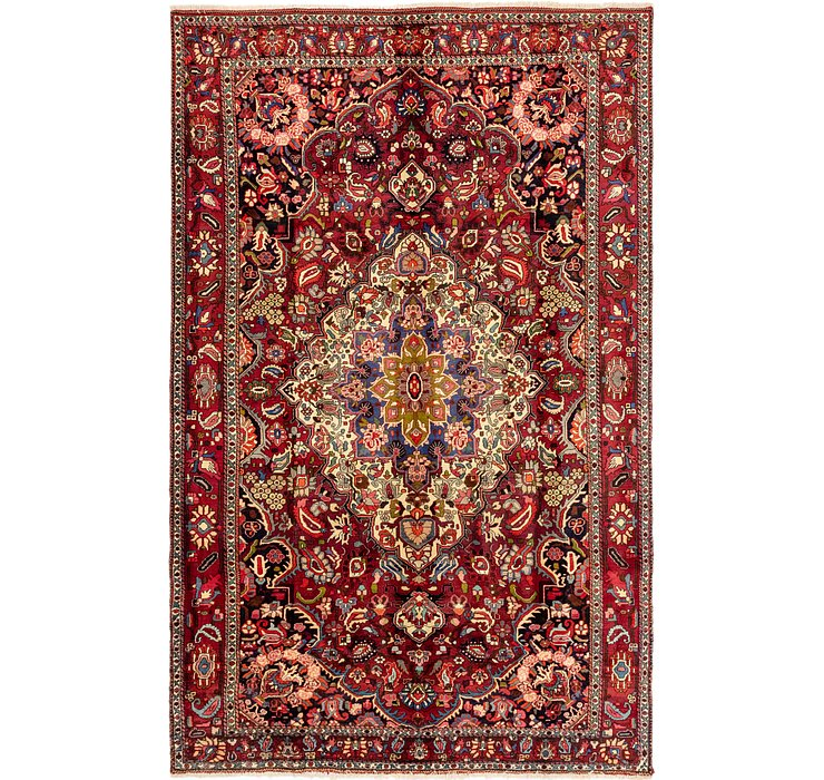 7' x 11' 2 Bakhtiar Persian Rug