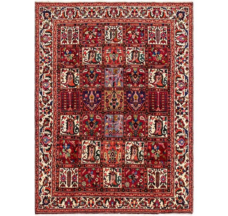 7' 1 x 9' 7 Bakhtiar Persian Rug