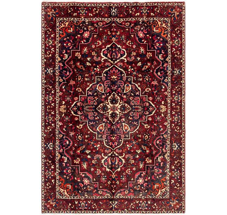 6' 11 x 10' 2 Bakhtiar Persian Rug