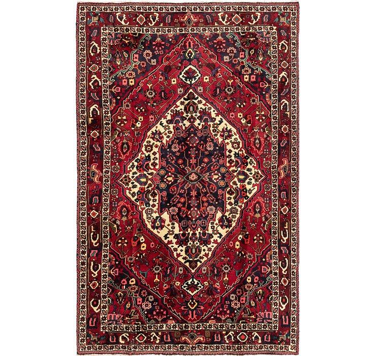 6' 8 x 10' 10 Bakhtiari Persian Rug