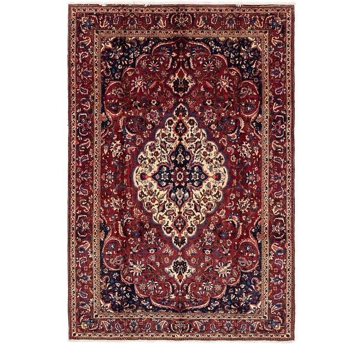 208cm x 318cm Bakhtiar Persian Rug