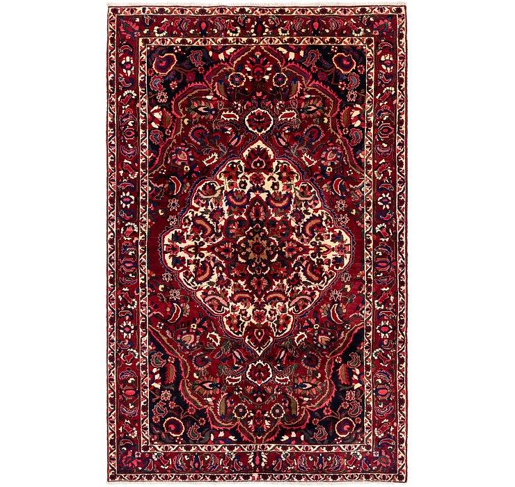 7' x 11' 3 Bakhtiar Persian Rug