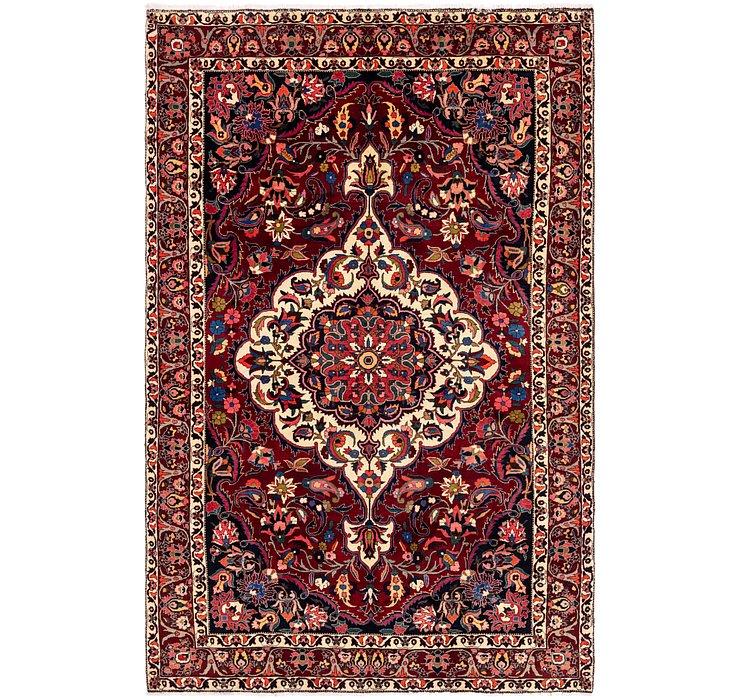 7' x 10' 10 Bakhtiar Persian Rug