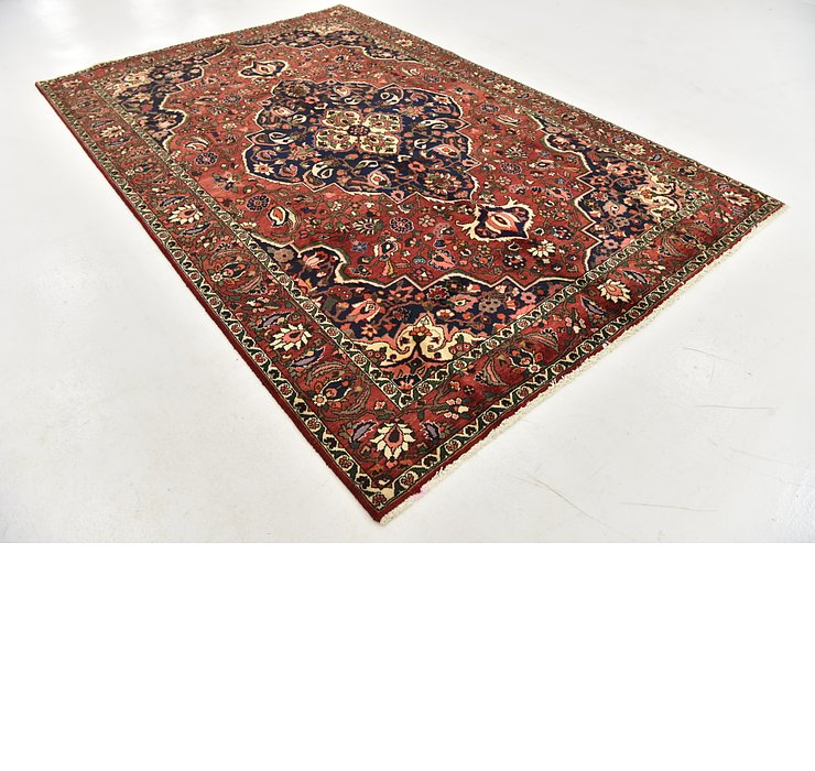 6' 10 x 10' 5 Bakhtiar Persian Rug