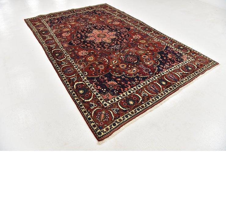 HandKnotted 6' 8 x 10' 3 Bakhtiar Persian Rug