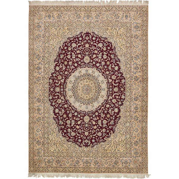 9' 6 x 13' 5 Nain Persian Rug