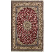 Link to 9' 10 x 15' 3 Nain Persian Rug
