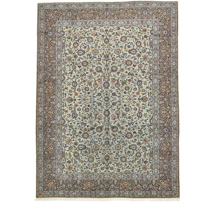 10' 2 x 14' Kashan Persian Rug