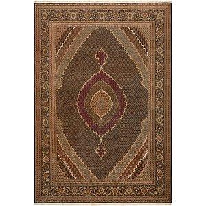 HandKnotted 11' 2 x 16' 4 Tabriz Persian Rug