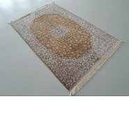 Link to 4' 4 x 6' 4 Nain Persian Rug