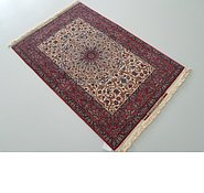 Link to 3' 5 x 5' 3 Isfahan Persian Rug
