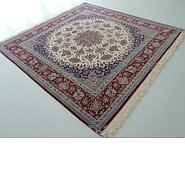 Link to 8' 2 x 8' 2 Isfahan Persian Square Rug