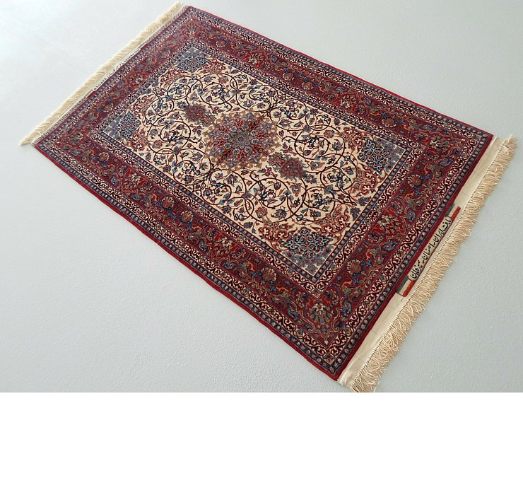 100cm x 150cm Isfahan Persian Rug