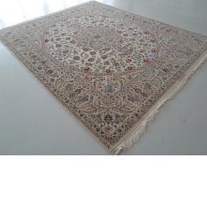10' 1 x 12' Isfahan Persian Rug