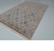 Link to 7' 9 x 11' 5 Isfahan Persian Rug