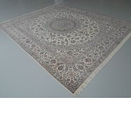 Link to 9' 10 x 11' 6 Nain Persian Rug