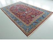 Link to 7' 3 x 11' 6 Isfahan Persian Rug