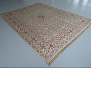 Link to 9' 8 x 12' 10 Qom Persian Rug