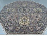 Link to 11' 1 x 11' 3 Nain Persian Octagon Rug