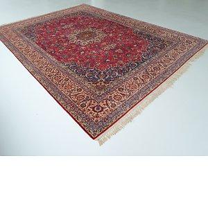 10' 10 x 14' 9 Isfahan Persian Rug