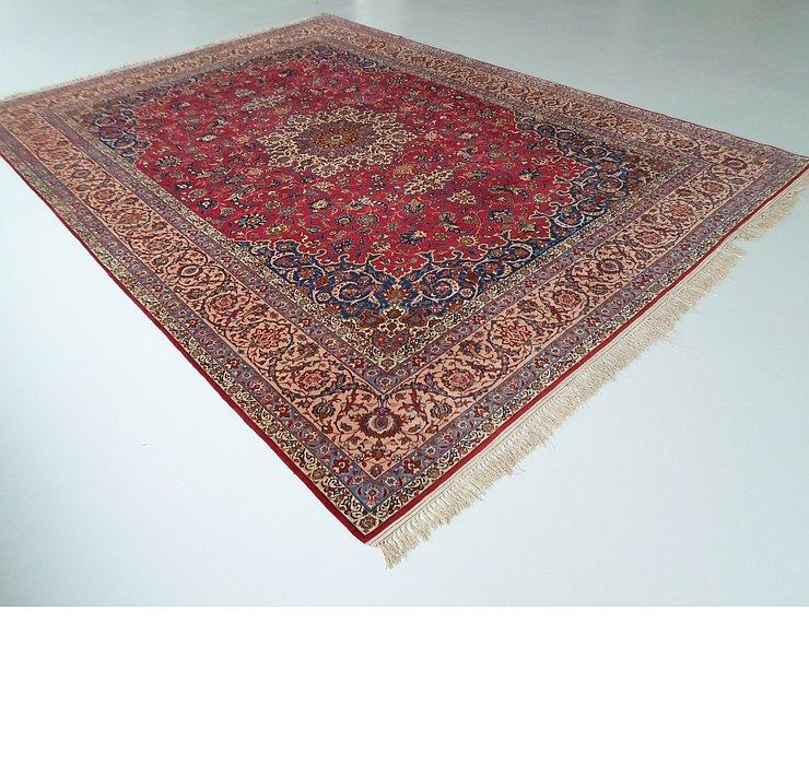 330cm x 450cm Isfahan Persian Rug