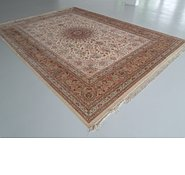 Link to 11' 5 x 15' 7 Qom Persian Rug