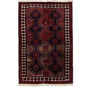 Link to 4' 9 x 6' 10 Shiraz Persian Rug