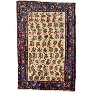 4' 10 x 7' 4 Bakhtiar Persian Rug
