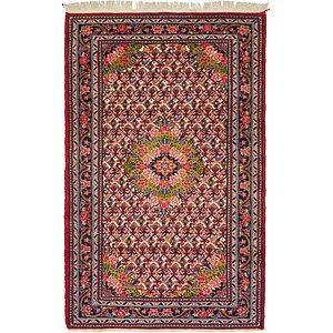 3' 8 x 5' 10 Shahrbaft Persian Rug