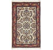 Link to 4' 5 x 7' 1 Sarough Persian Rug