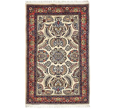 135x216 Sarough Rug
