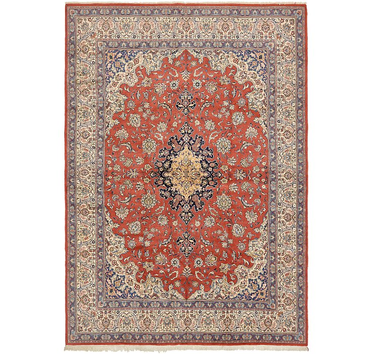 11' 6 x 16' 1 Sarough Persian Rug
