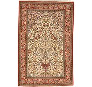 Link to 6' 7 x 10' Qom Persian Rug