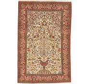 Link to 6' 7 x 10' Qom Persian Rug