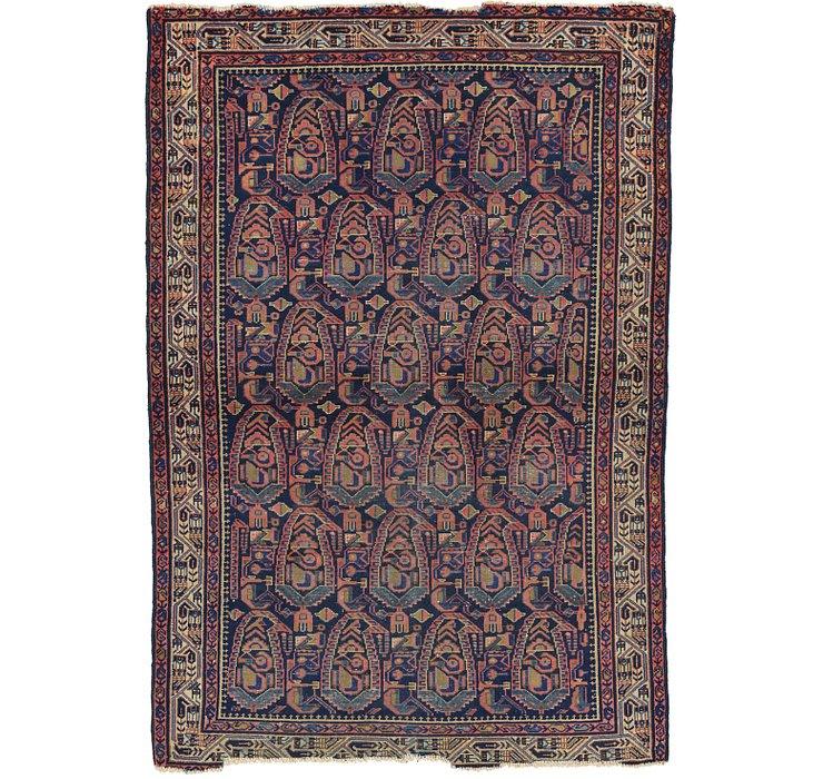 4' 4 x 6' 4 Malayer Persian Rug
