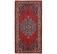 Link to 5' 4 x 10' Hamedan Persian Runner Rug