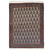 Link to 120cm x 157cm Sanandaj Persian Rug