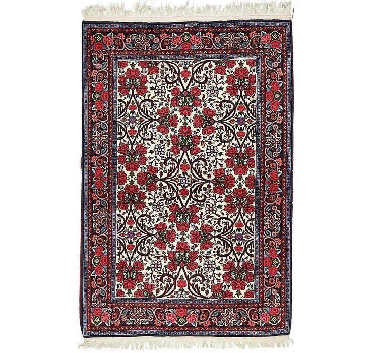107cm x 160cm Bidjar Persian Rug