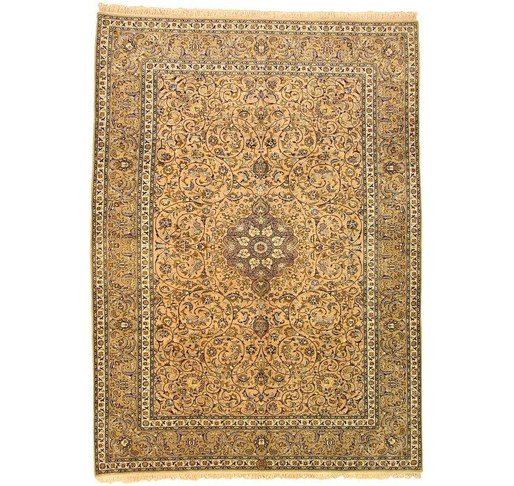 8' 5 x 11' 7 Kashan Persian Rug