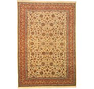 Link to 8' 2 x 11' 11 Sarough Persian Rug