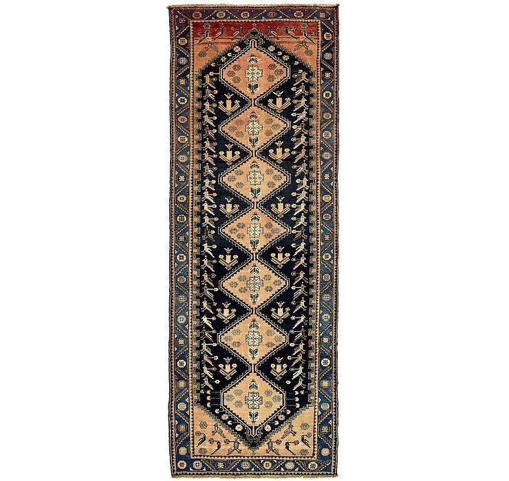 4' 6 x 12' 8 Shahsavand Persian Runn...