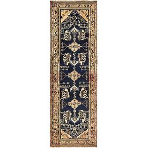 102cm x 307cm Shahsavand Persian Runn...