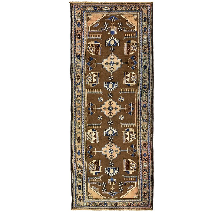 110cm x 295cm Tafresh Persian Runner ...