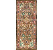 Link to 3' 7 x 8' 9 Farahan Persian Runner Rug
