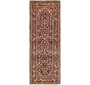 Link to 3' 3 x 9' 7 Hossainabad Persian Runner Rug