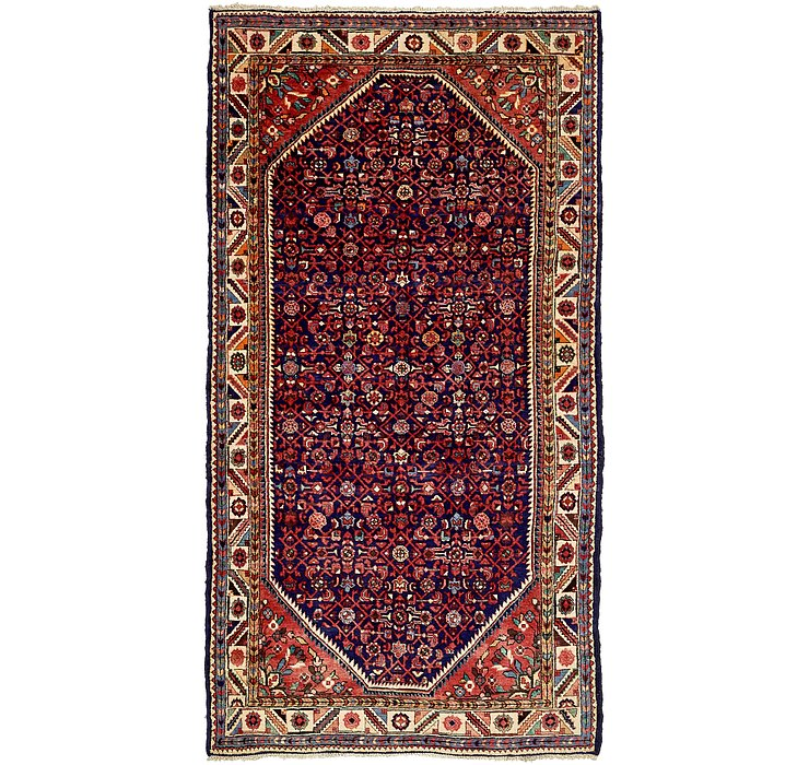 5' 4 x 10' 1 Borchelu Persian Rug