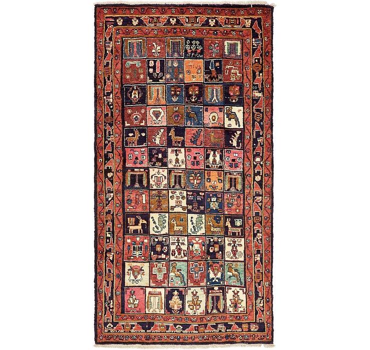 168cm x 302cm Farahan Persian Rug