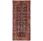 Link to 3' 11 x 9' 1 Hossainabad Persian Runner Rug