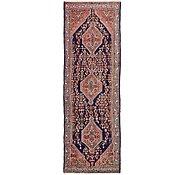 Link to 97cm x 300cm Khamseh Persian Runner Rug